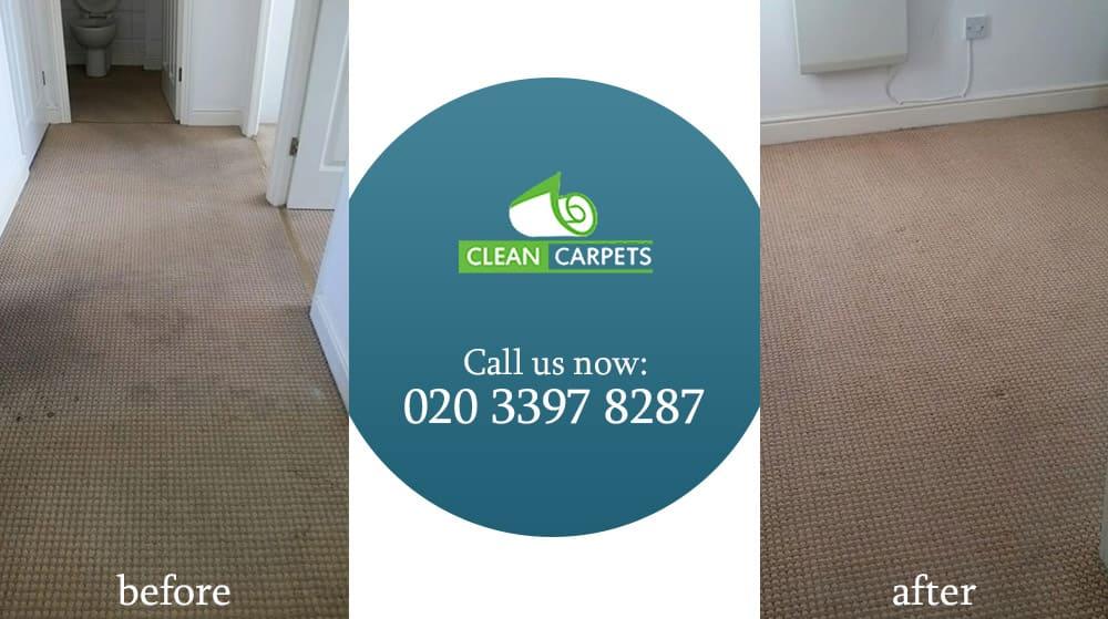 N1 carpet cleaning De Beauvoir Town