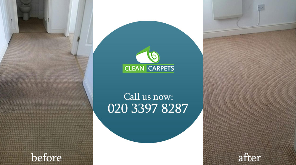 TW1 carpet cleaning Eel Pie Island