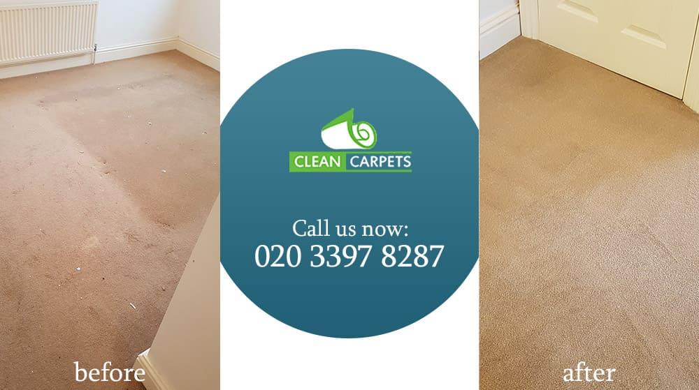 Peckham Rye carpet cleaning SE15