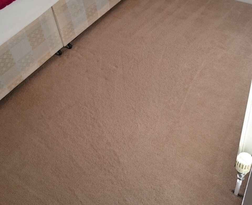 cleaning a carpet stain Footscray