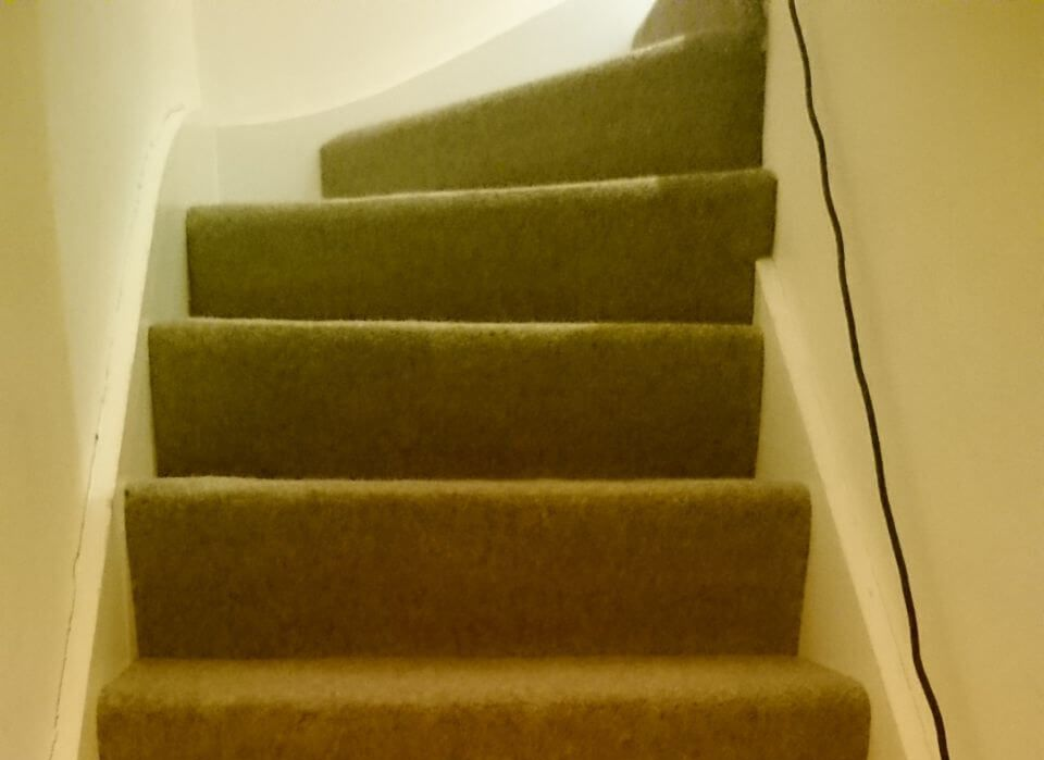 cleaning a carpet stain Mile End