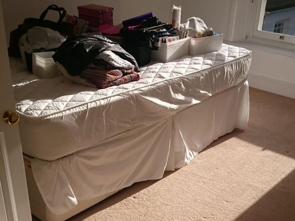 mattress cleaning service in Bow