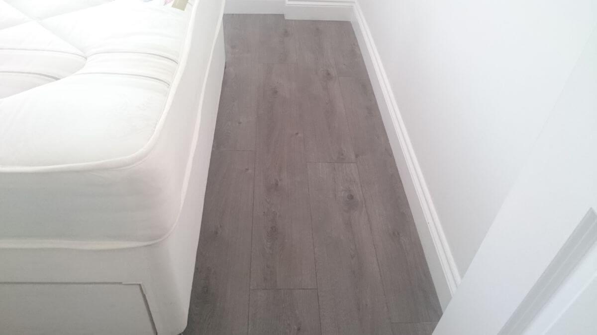 E8 clean floor London Fields