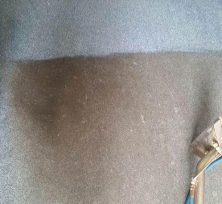 cleaning a carpet stain Cranham