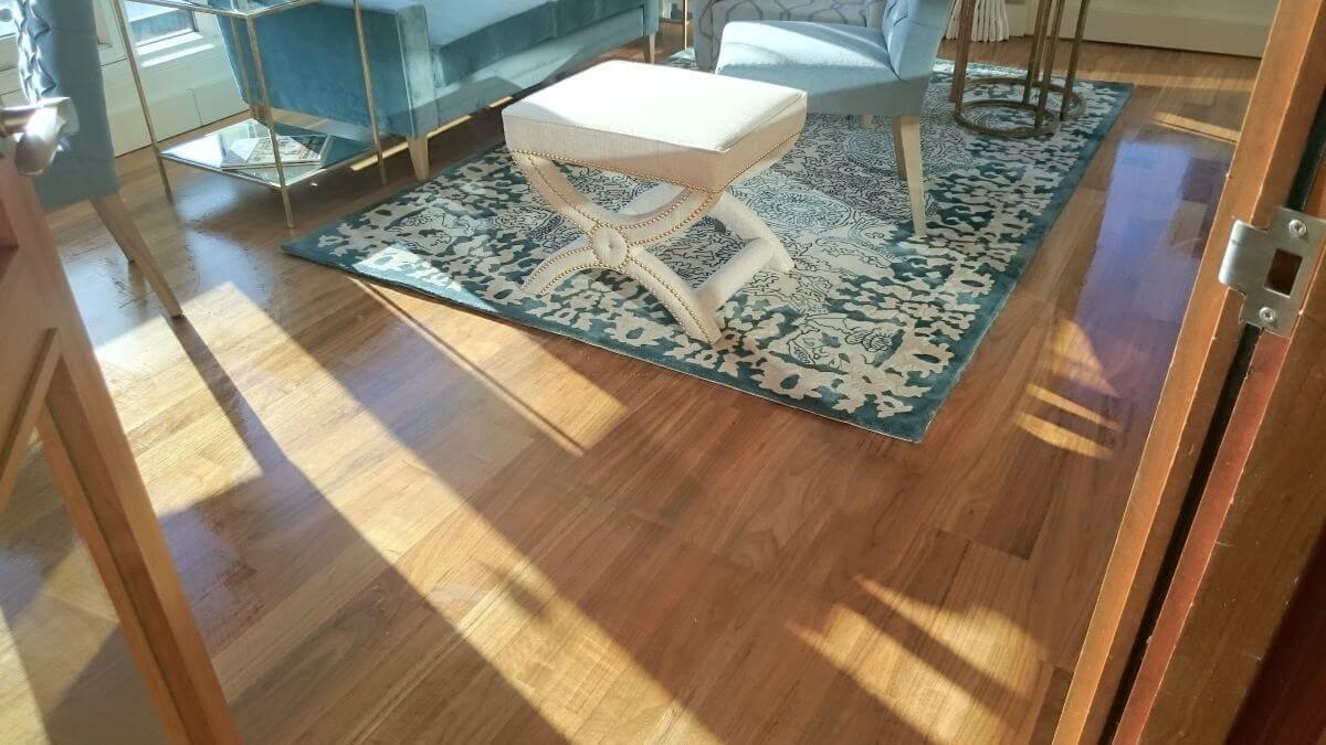 cleaning a carpet stain Teddington