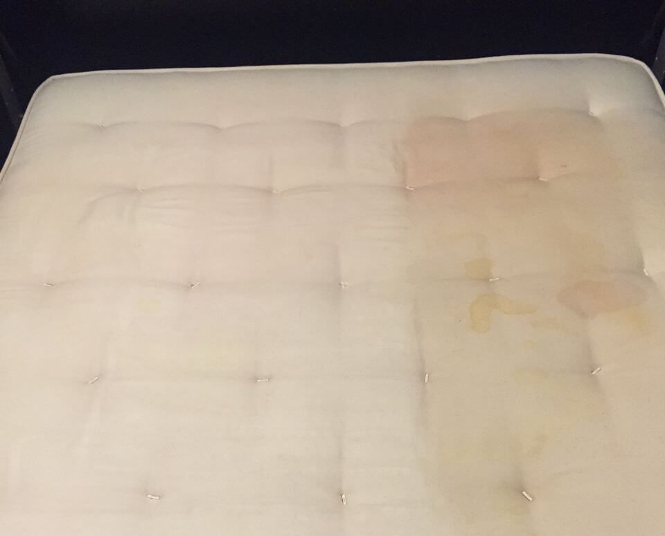 mattresses cleaning WC1