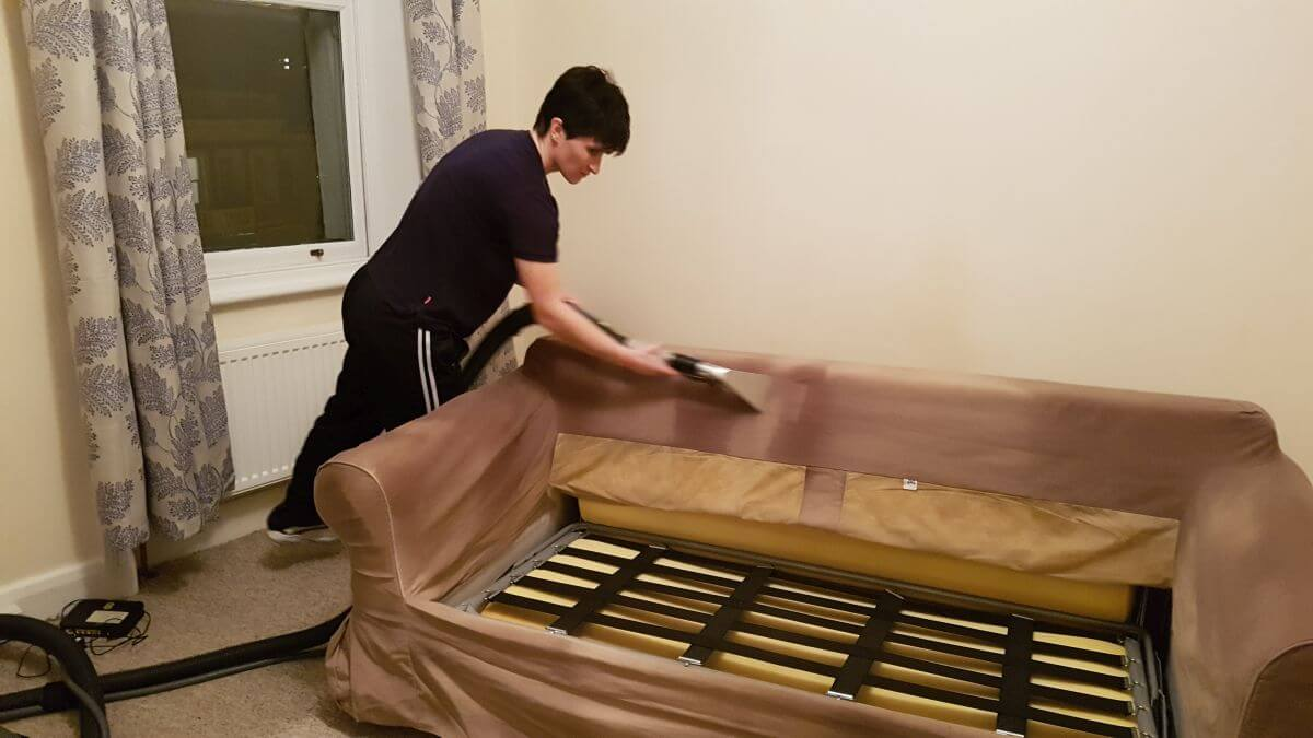 Coombe domestic cleaning KT2