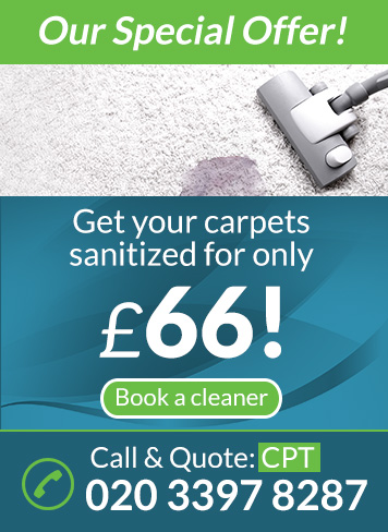 Special Rates for Carpet Cleaning in